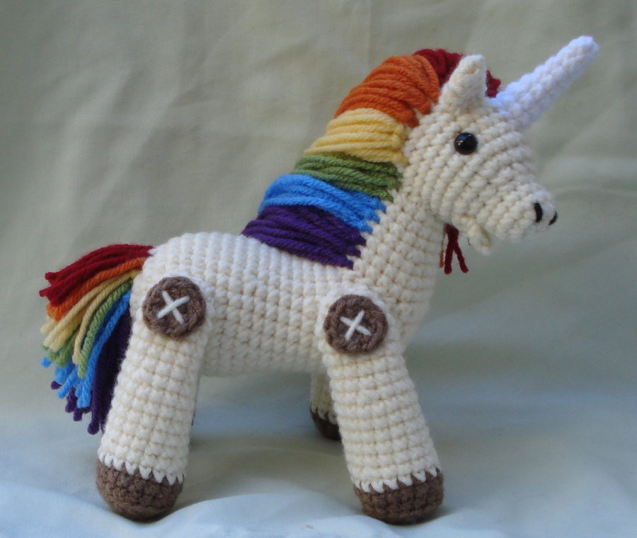 Crochet Unicorn Unique Rainbow Unicorn Amigurumi 2 by theartisansnook On Deviantart Of Charming 42 Pics Crochet Unicorn