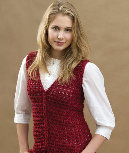 Crochet Vest Pattern Elegant 14 Crochet Vest Patterns Of Lovely 47 Models Crochet Vest Pattern