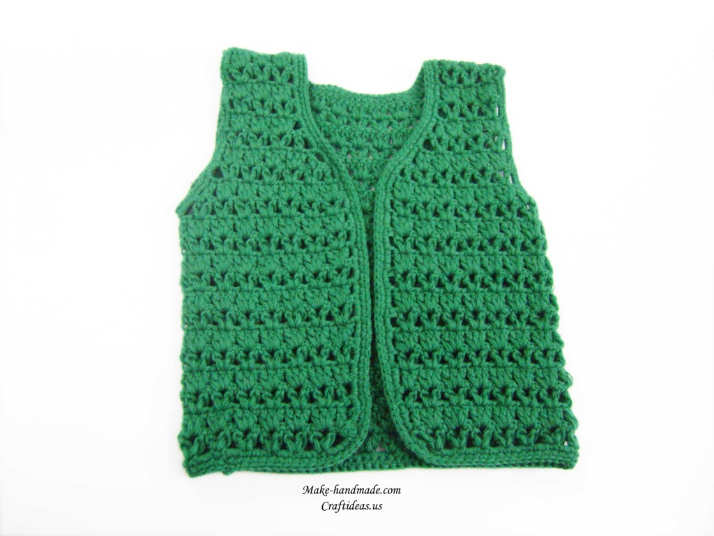 Crochet Vest Pattern Fresh Crochet Baby Vest Of Lovely 47 Models Crochet Vest Pattern