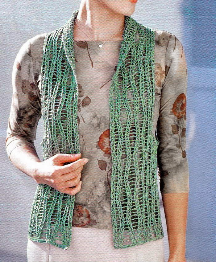 Crochet Vest Pattern Unique Crochet Sweaters Crochet Vest Pattern Free Lace Vest Of Lovely 47 Models Crochet Vest Pattern