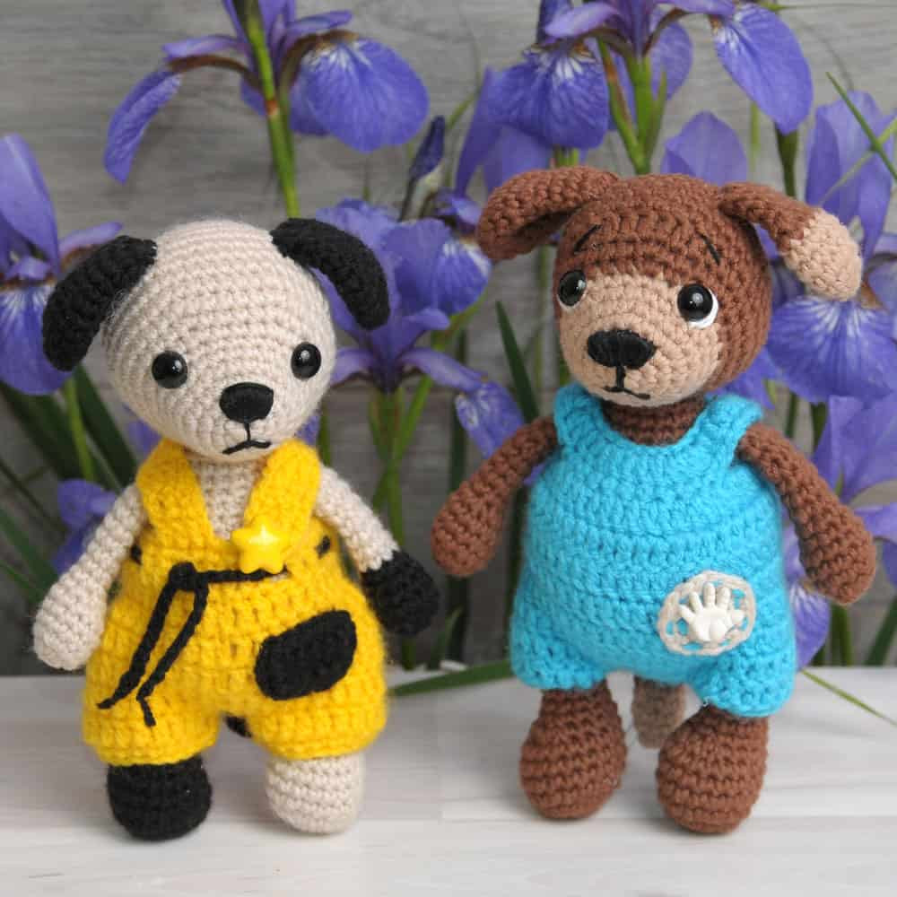 Crochet Videos Awesome tommy the Dog Crochet Pattern Amigurumi today Of Unique 50 Models Crochet Videos