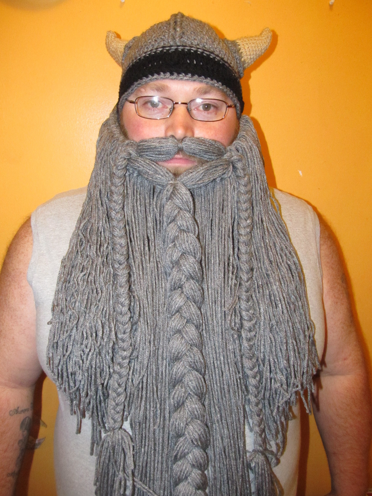 Crochet Viking Hat Beautiful Simply Crochet and Other Crafts Bearded Viking Hat Of Fresh 39 Pics Crochet Viking Hat