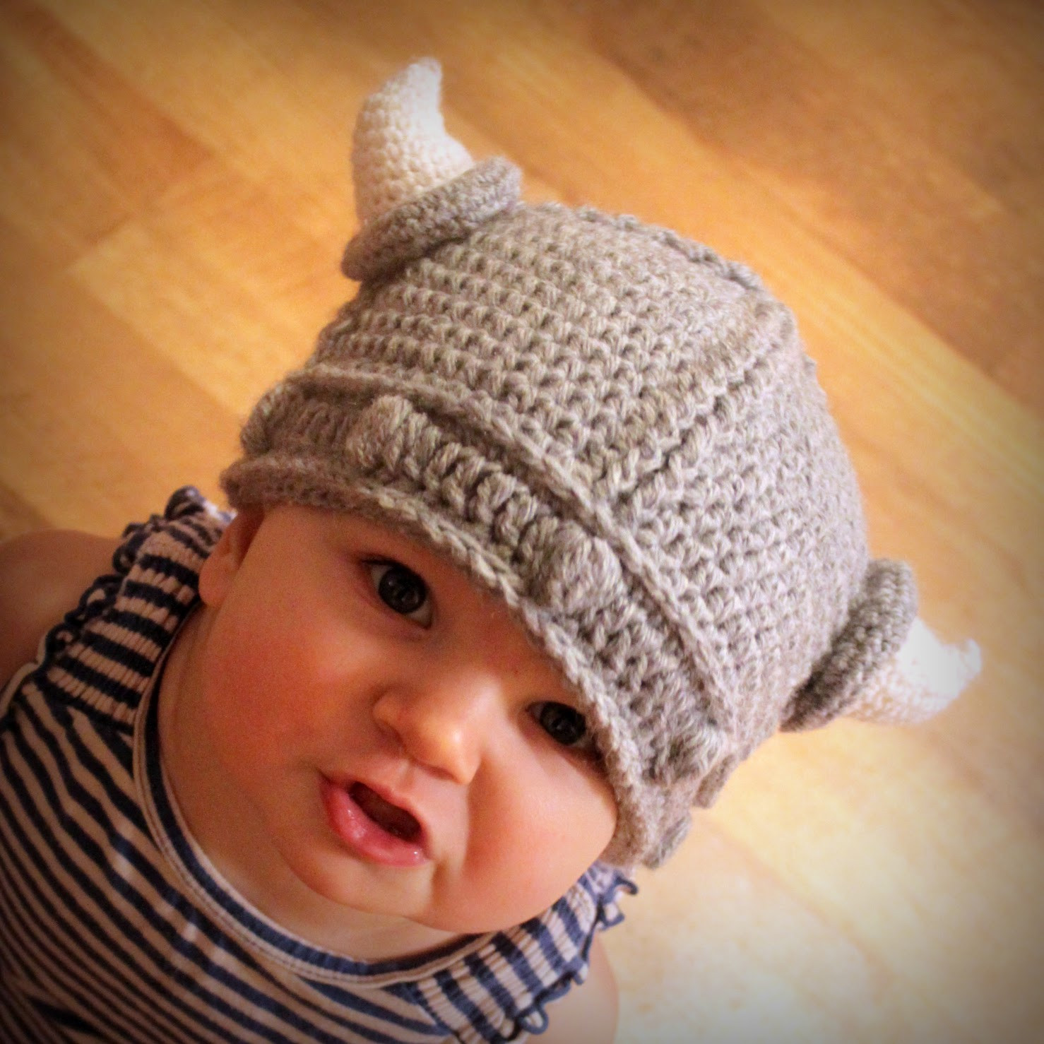Crochet Viking Hat Pattern Awesome Crochet for Free Lael Viking Hat Size Newborn Adult Of Luxury 48 Images Crochet Viking Hat Pattern