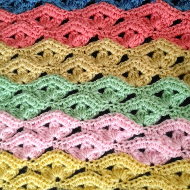 Crochet Wave Blanket Best Of [free Pattern] This Baby Blanket Pattern is Love at First Of Beautiful 46 Ideas Crochet Wave Blanket
