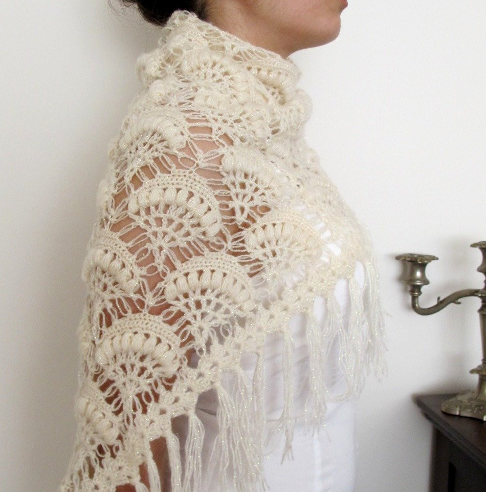 Crochet Wedding Awesome Crochet Wedding Shawl Pattern Crochet Club Of Beautiful 41 Pics Crochet Wedding
