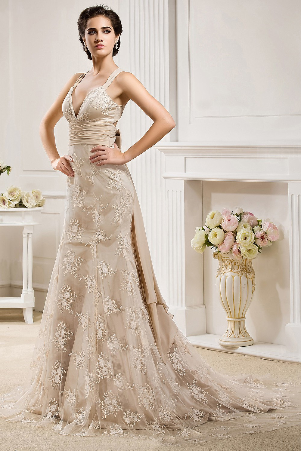 Perfect Beach Wedding Dresses – I Love Being a Lady