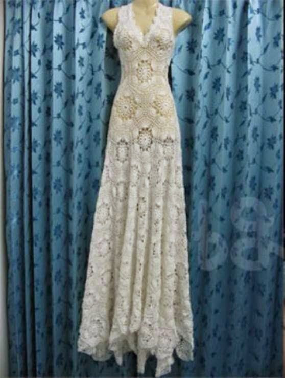 Crochet Wedding Dress Pattern Awesome Best 25 Crochet Clothes Ideas On Pinterest Of Charming 50 Pics Crochet Wedding Dress Pattern