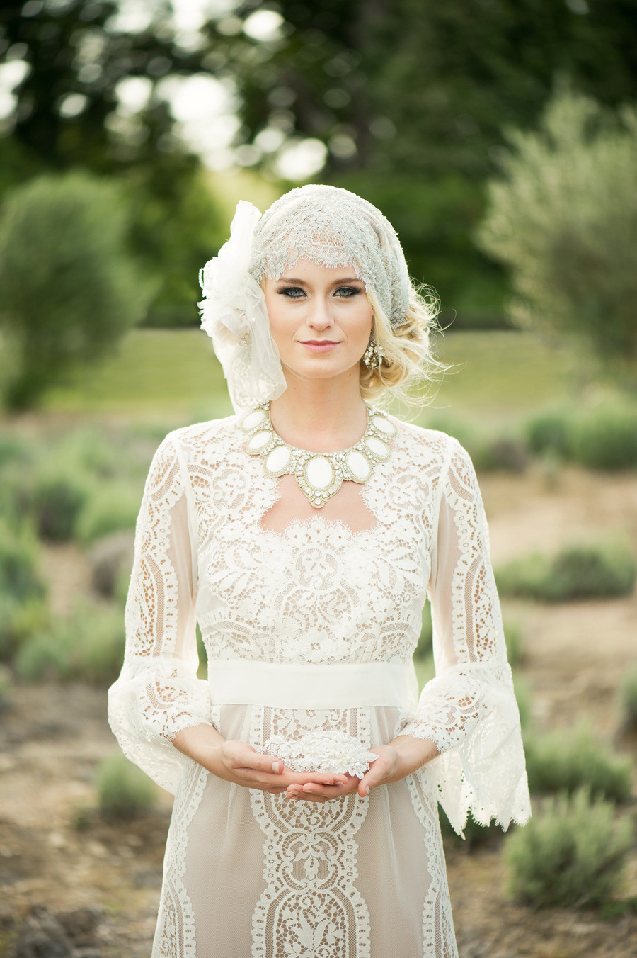 Crochet Wedding Elegant Romantic Crocheted Bride Wedding Day Style Of Beautiful 41 Pics Crochet Wedding