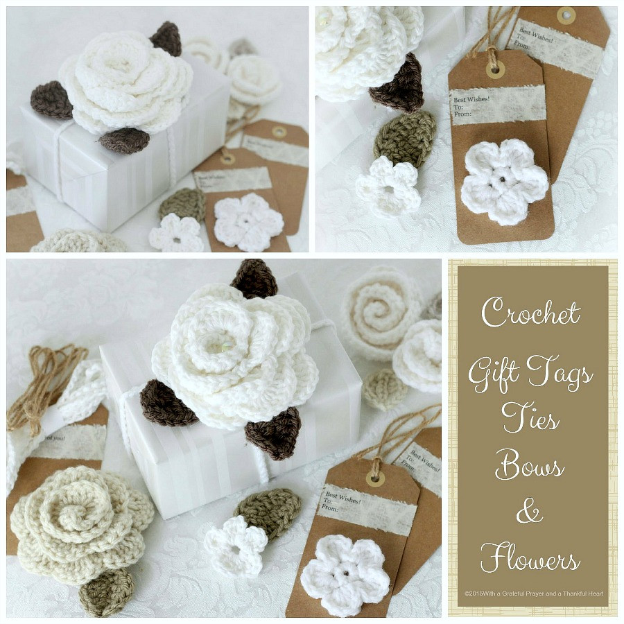 Crochet Wedding Gift Unique Crochet Gift Tags Ties & Bows Of Incredible 46 Images Crochet Wedding Gift