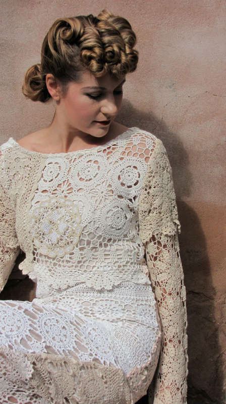 Crochet Wedding Lovely 12 Crochet Wedding Dresses for Those Summer Weddings Of Beautiful 41 Pics Crochet Wedding
