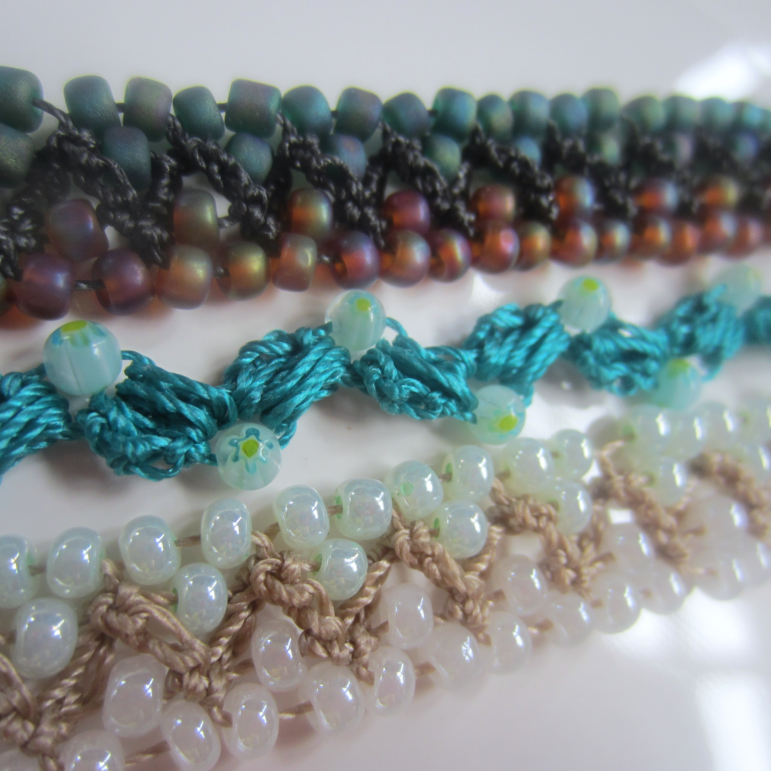 Crochet with Beads Inspirational Crochet Beads Bracelets 011 Of Amazing 50 Models Crochet with Beads