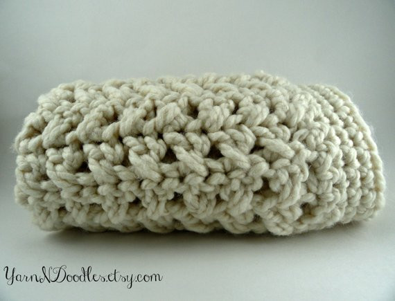 Free Crochet Afghan Patterns For Bulky Yarn Dancox for