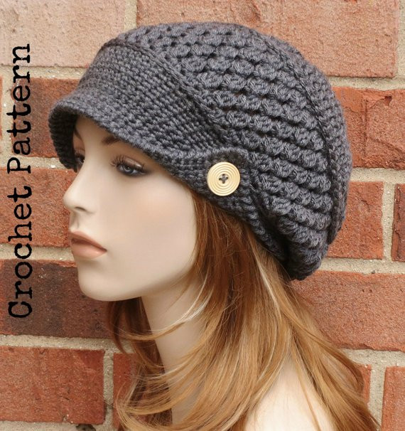 Crochet Womens Hats Beautiful Crafting Life In Eire Wednesday S Wishes Crochet Hat Of Brilliant 45 Models Crochet Womens Hats
