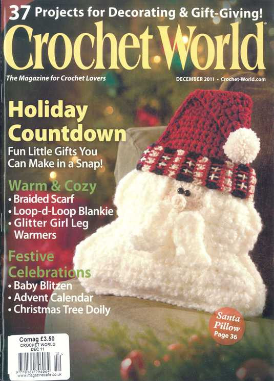 Crochet World Magazines New Crochet World Magazine Subscription Of Gorgeous 44 Pictures Crochet World Magazines