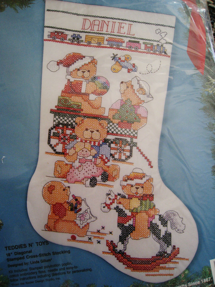 Cross Stitch Christmas Stocking Best Of Christmas Bucilla Stamped Cross Stitch Stocking Kit Of New 46 Photos Cross Stitch Christmas Stocking