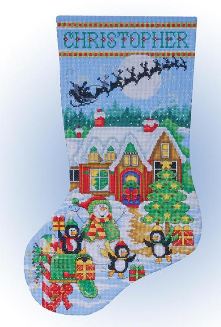 Cross Stitch Christmas Stocking Best Of Christmas Stockings Cross Stitch Patterns & Kits Of New 46 Photos Cross Stitch Christmas Stocking