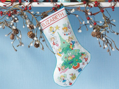 Cross Stitch Christmas Stocking Elegant How to Make A Christmas Stocking Of New 46 Photos Cross Stitch Christmas Stocking