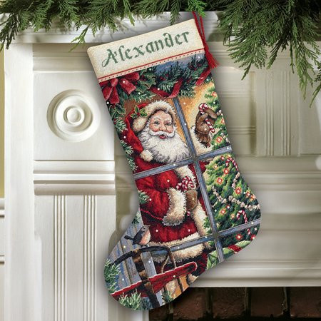 Cross Stitch Christmas Stocking Fresh Christmas Stockings Cross Stitch Patterns & Kits Of New 46 Photos Cross Stitch Christmas Stocking