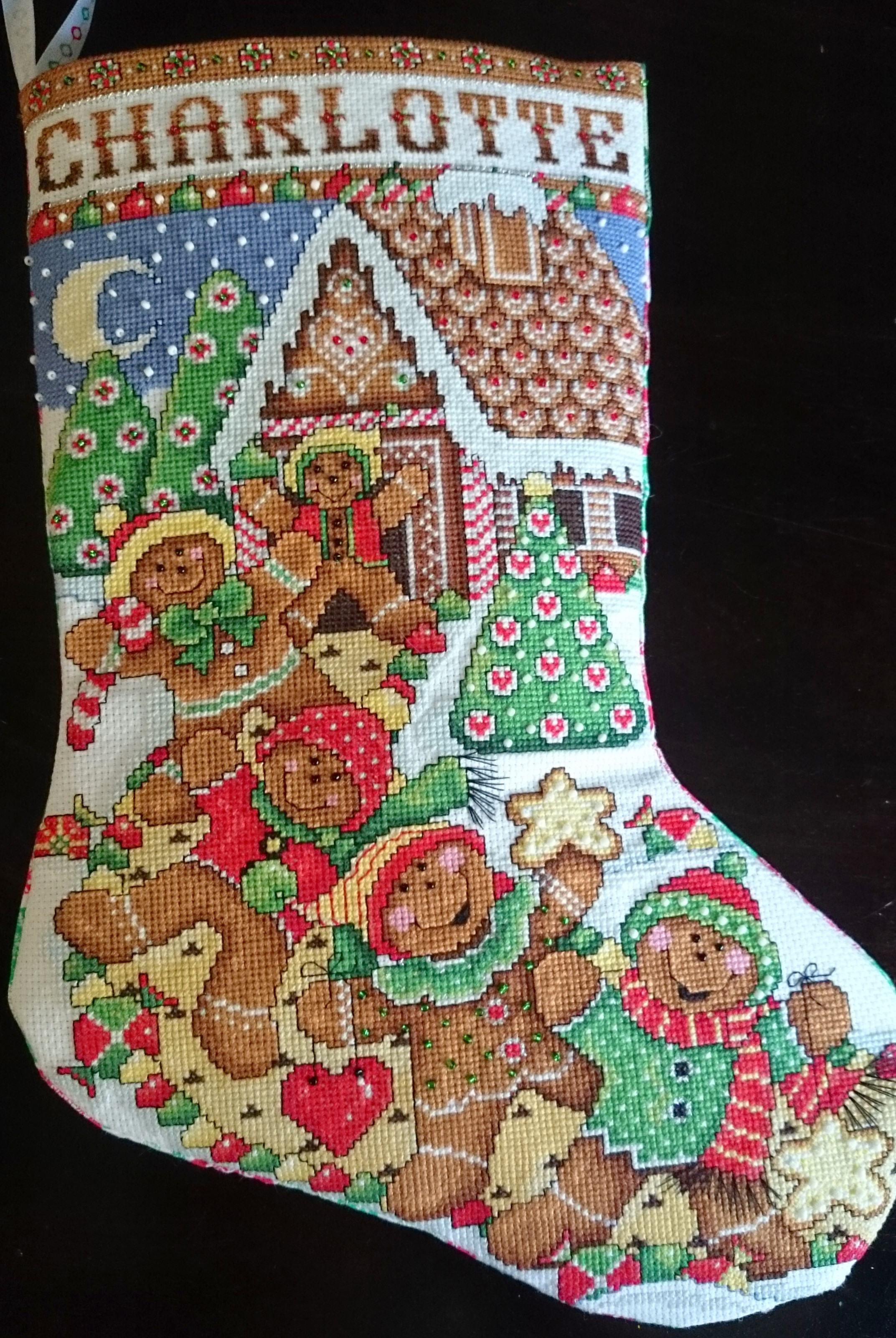 Cross Stitch Christmas Stocking Lovely Christmas Stocking Cross Stitch Of New 46 Photos Cross Stitch Christmas Stocking