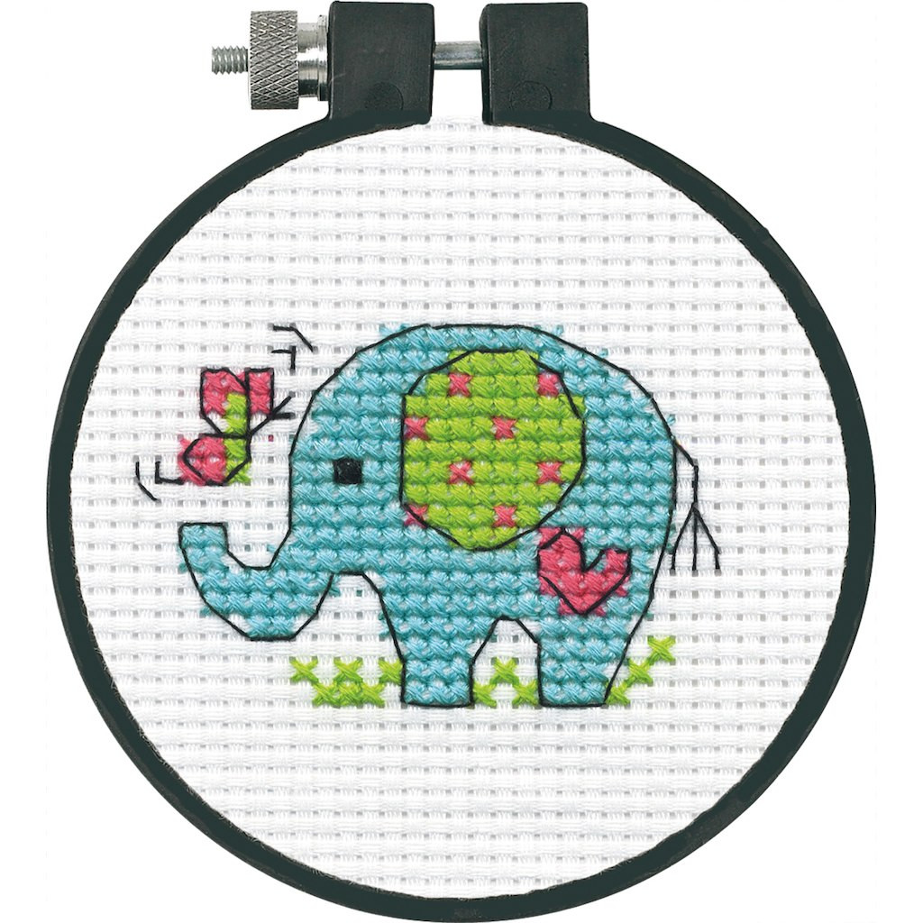 Cross Stitch Kits for Beginners Beautiful Buy the Dimensions Counted Cross Stitch Kit Elephant at Of Gorgeous 45 Models Cross Stitch Kits for Beginners