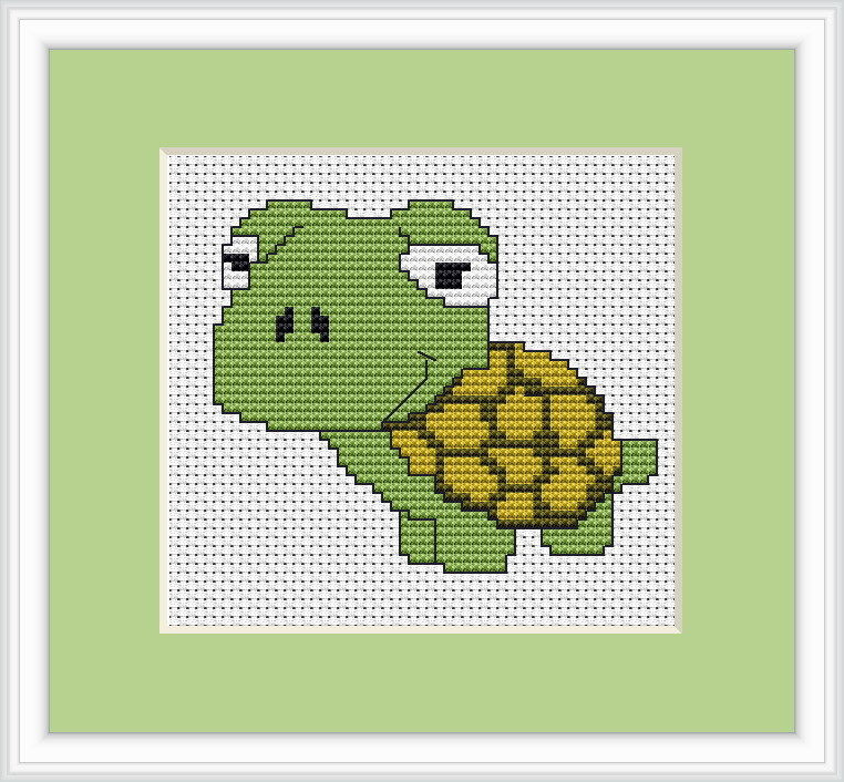 Cross Stitch Kits for Beginners Best Of Turtle Cross Stitch Kit Luca S Beginner 9cm X 7 5cm Of Gorgeous 45 Models Cross Stitch Kits for Beginners