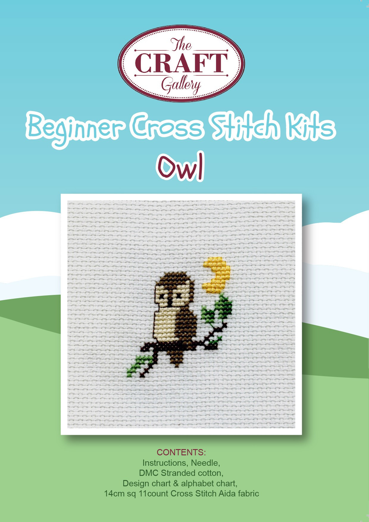 Cross Stitch Kits for Beginners Luxury Owl Beginners Cross Stitch Kits Of Gorgeous 45 Models Cross Stitch Kits for Beginners
