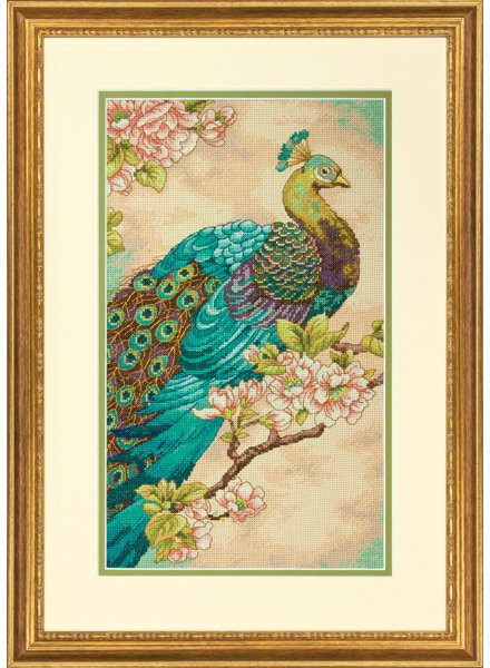 Cross Stitch Kits Inspirational Dimensions Indian Peacock Cross Stitch Kit 70 Of Marvelous 49 Images Cross Stitch Kits