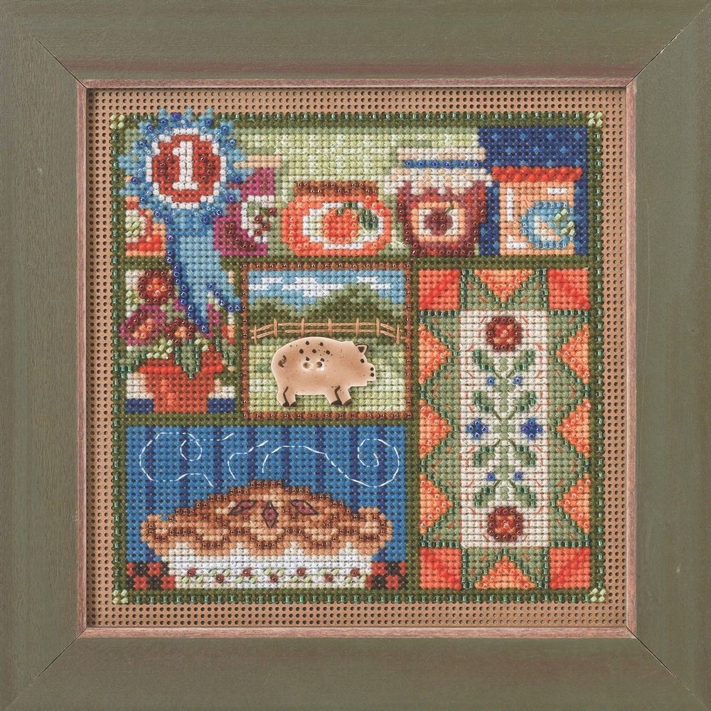 Cross Stitch Kits Luxury County Fair Cross Stitch Kit Mill Hill 2014 buttons Of Marvelous 49 Images Cross Stitch Kits