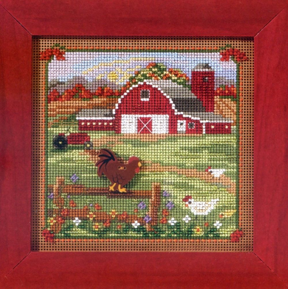 Cross Stitch Kits New Country Morning Cross Stitch Kit Mill Hill 2013 buttons Of Marvelous 49 Images Cross Stitch Kits