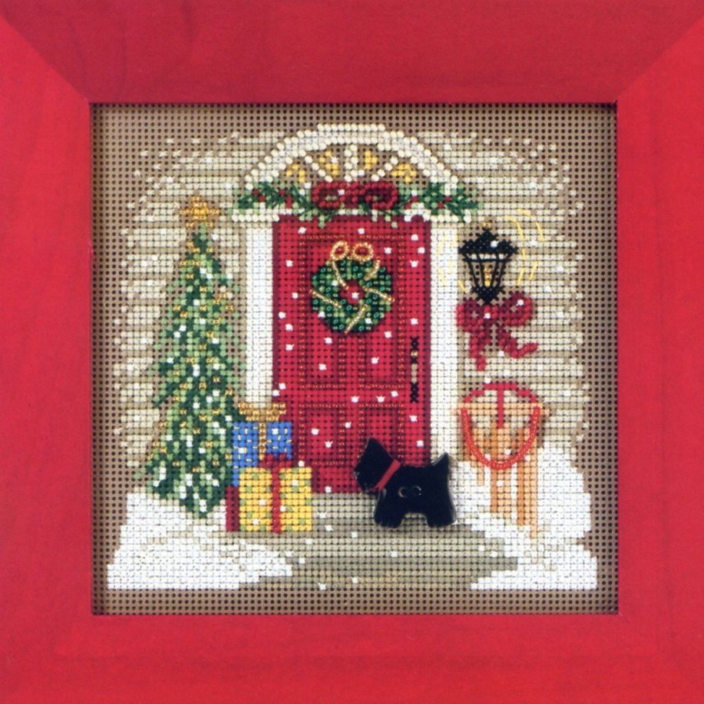 Cross Stitch Kits New Home for Christmas Cross Stitch Kit Mill Hill 2011 buttons Of Marvelous 49 Images Cross Stitch Kits