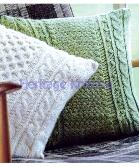 Cushion Patterns Best Of Aran Cushion Set Knitting Pattern 99p Of Lovely 43 Images Cushion Patterns