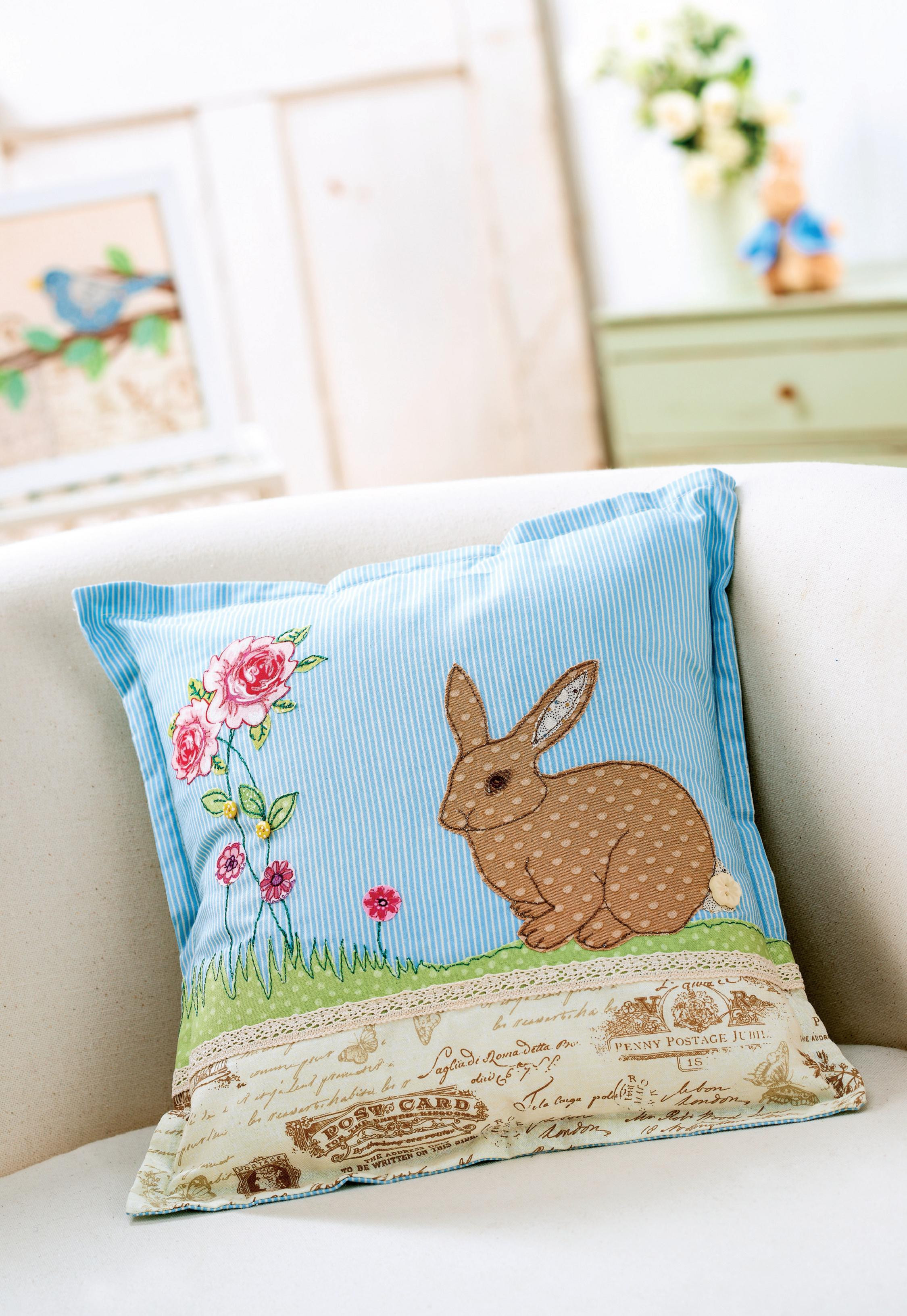 Cushion Patterns Elegant Easter Applique Cushion and Picture Free Sewing Patterns Of Lovely 43 Images Cushion Patterns