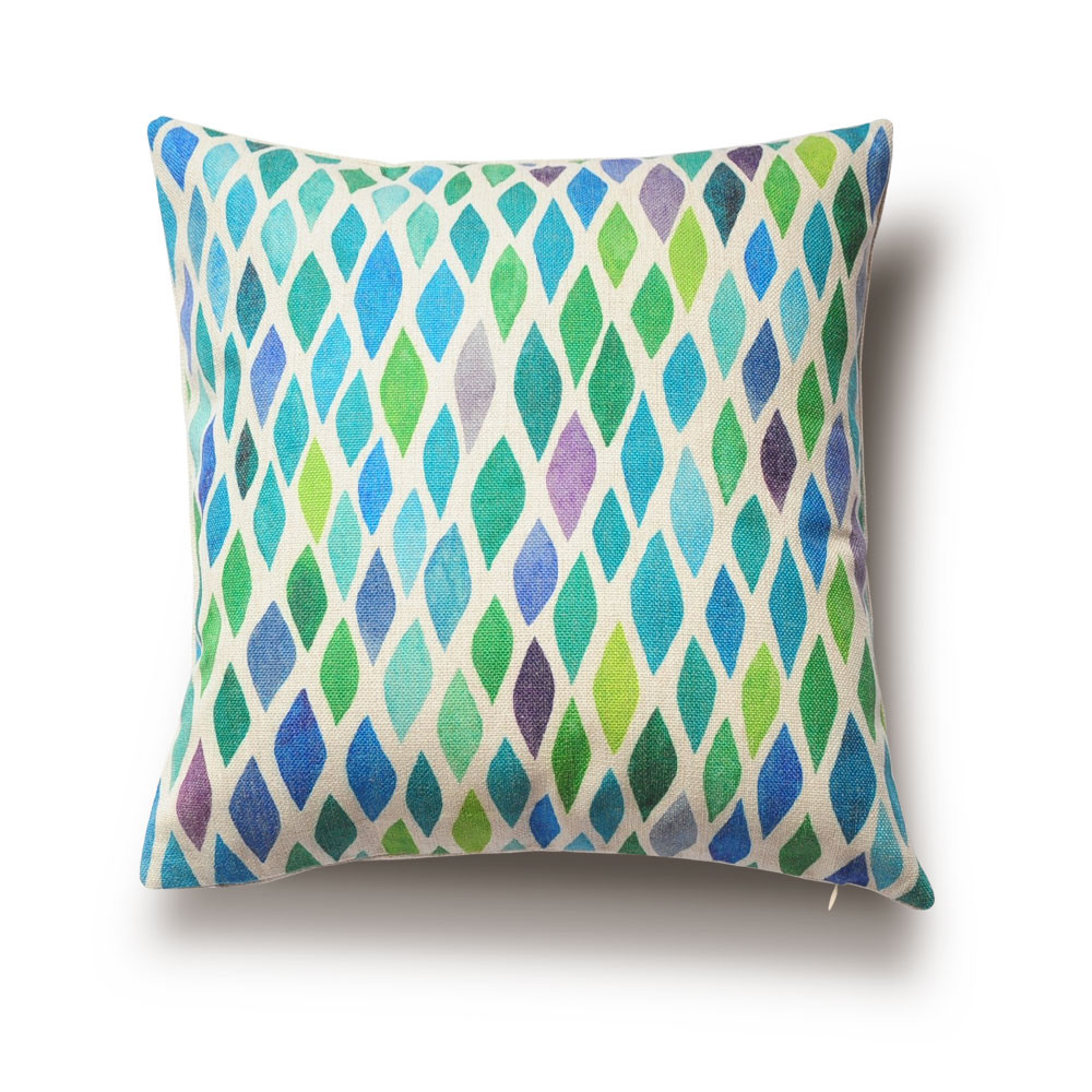 Cushion Patterns Fresh Modern Style Home Cushions Watercolor Geometric Patterns Of Lovely 43 Images Cushion Patterns