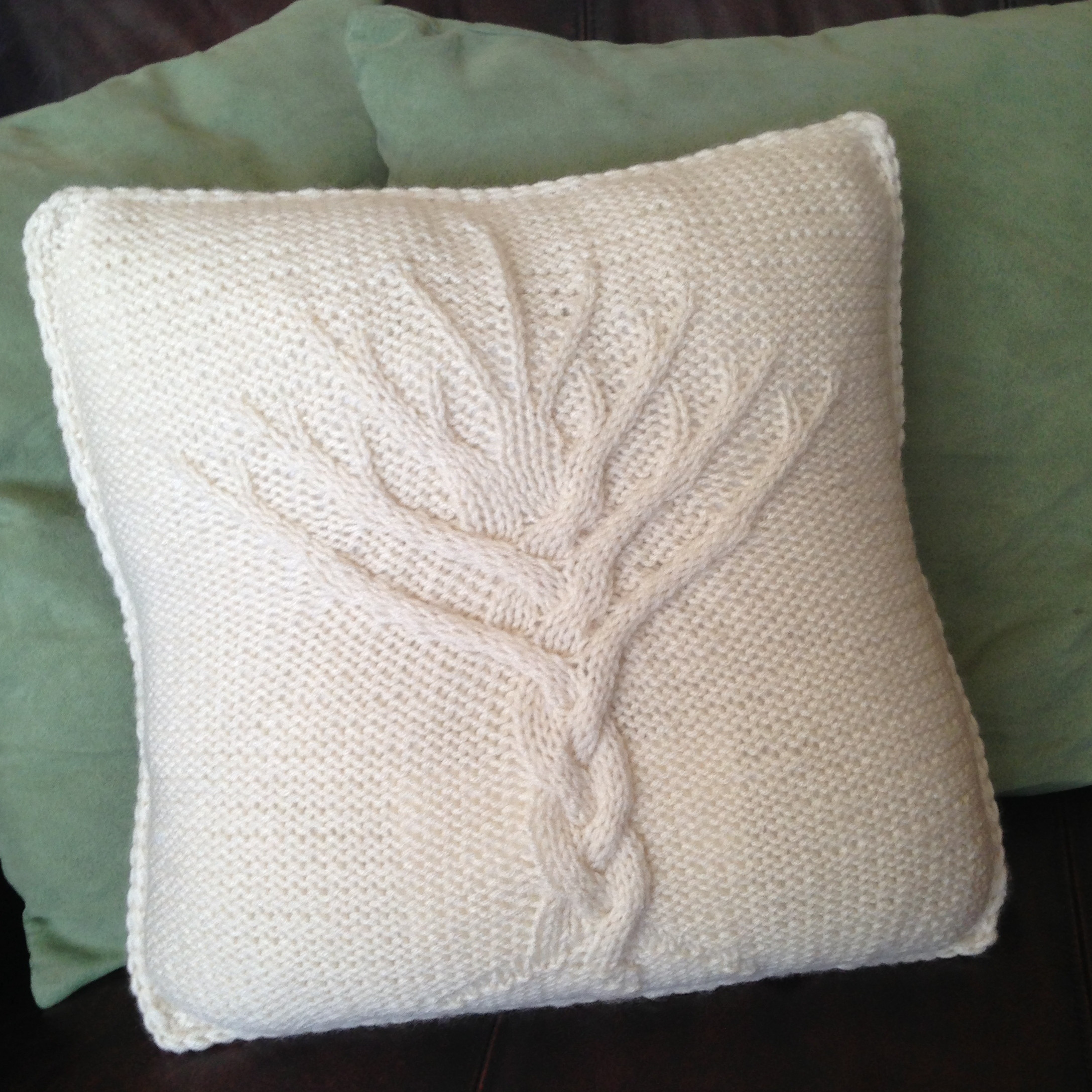 Cushion Patterns Lovely Tree Of Life Cushion Cover Pdf Knitting Pattern Of Lovely 43 Images Cushion Patterns