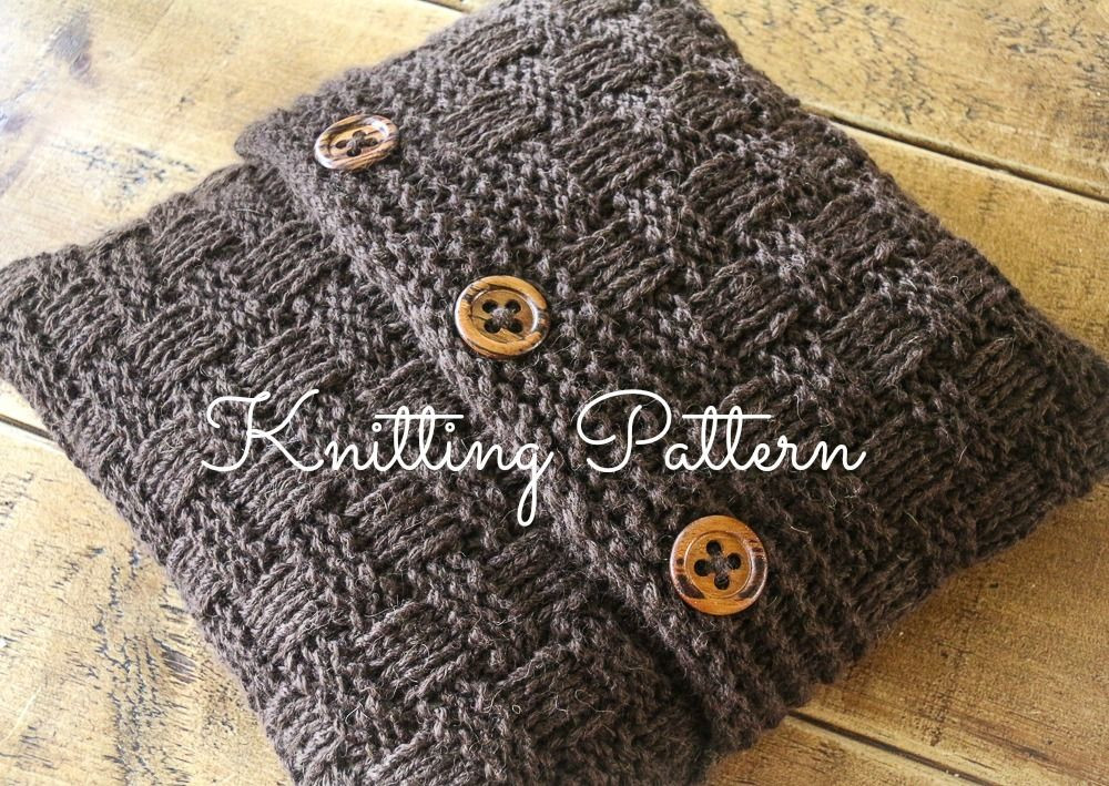 Cushion Patterns New Knitting Pattern Super Chunky Basketweave Cushion Cover Of Lovely 43 Images Cushion Patterns