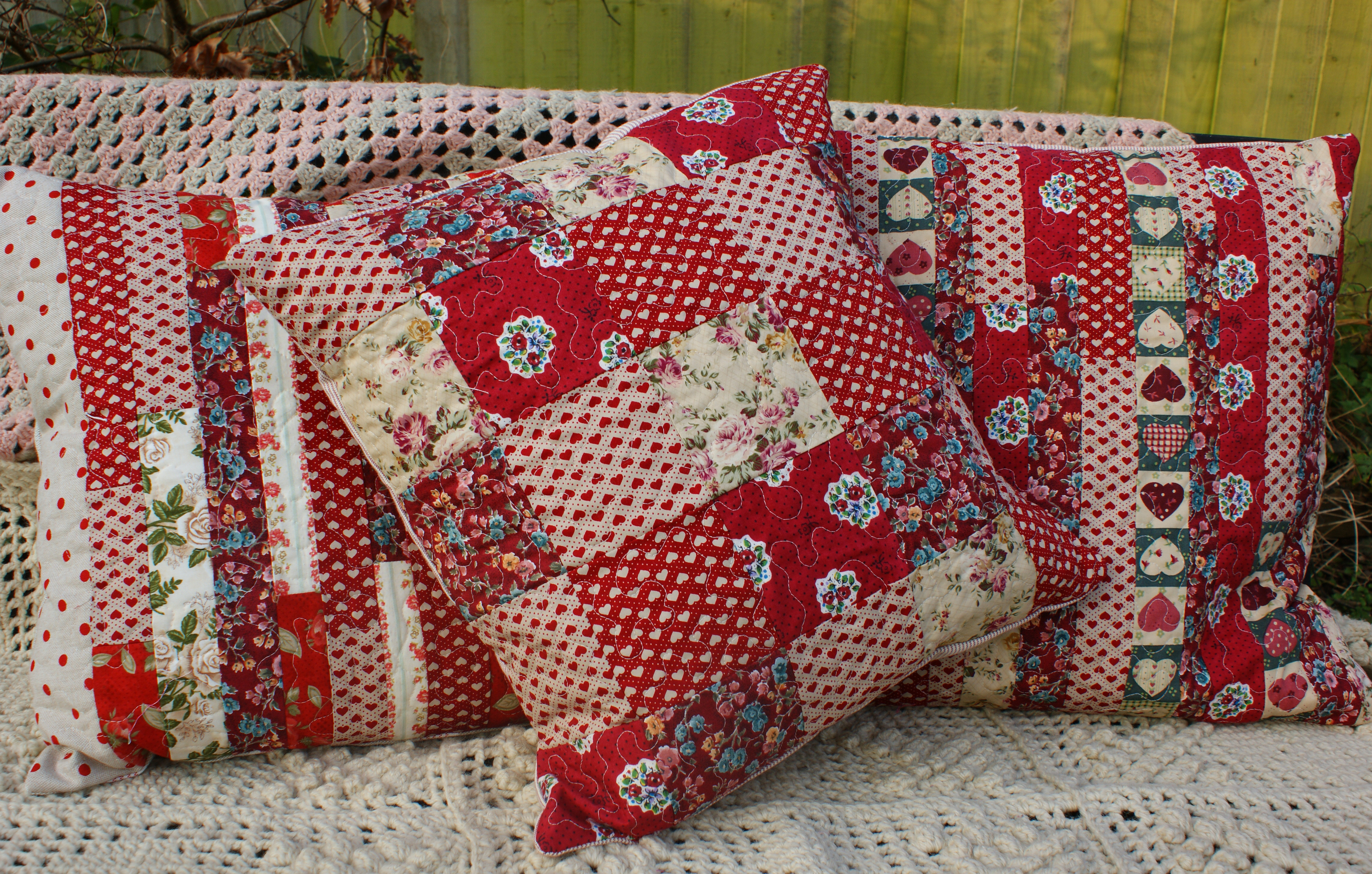 Cushion Patterns Unique Patchwork Cushion Of Lovely 43 Images Cushion Patterns
