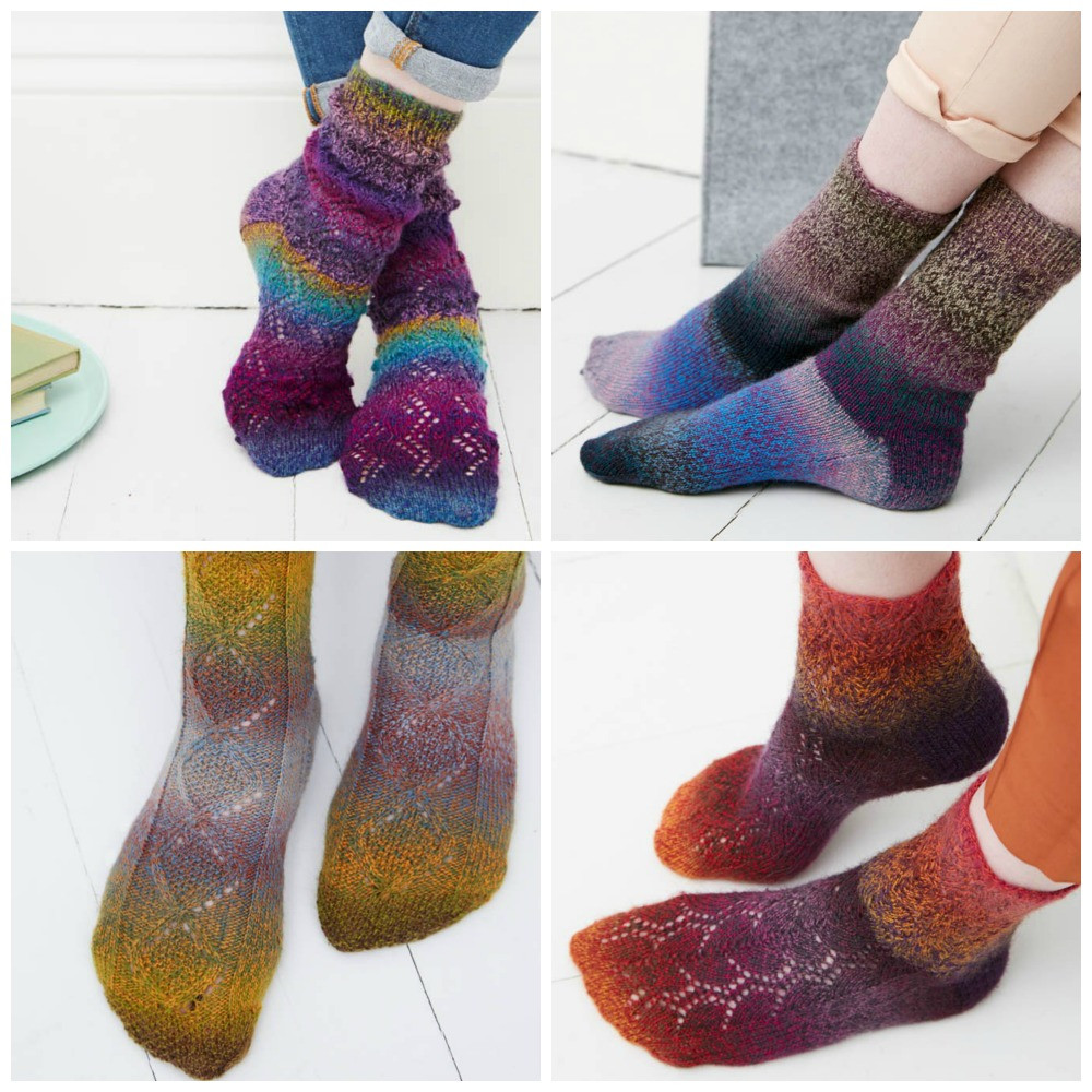 The Woolly Brew Debbie Bliss Rialto Sock has arrived