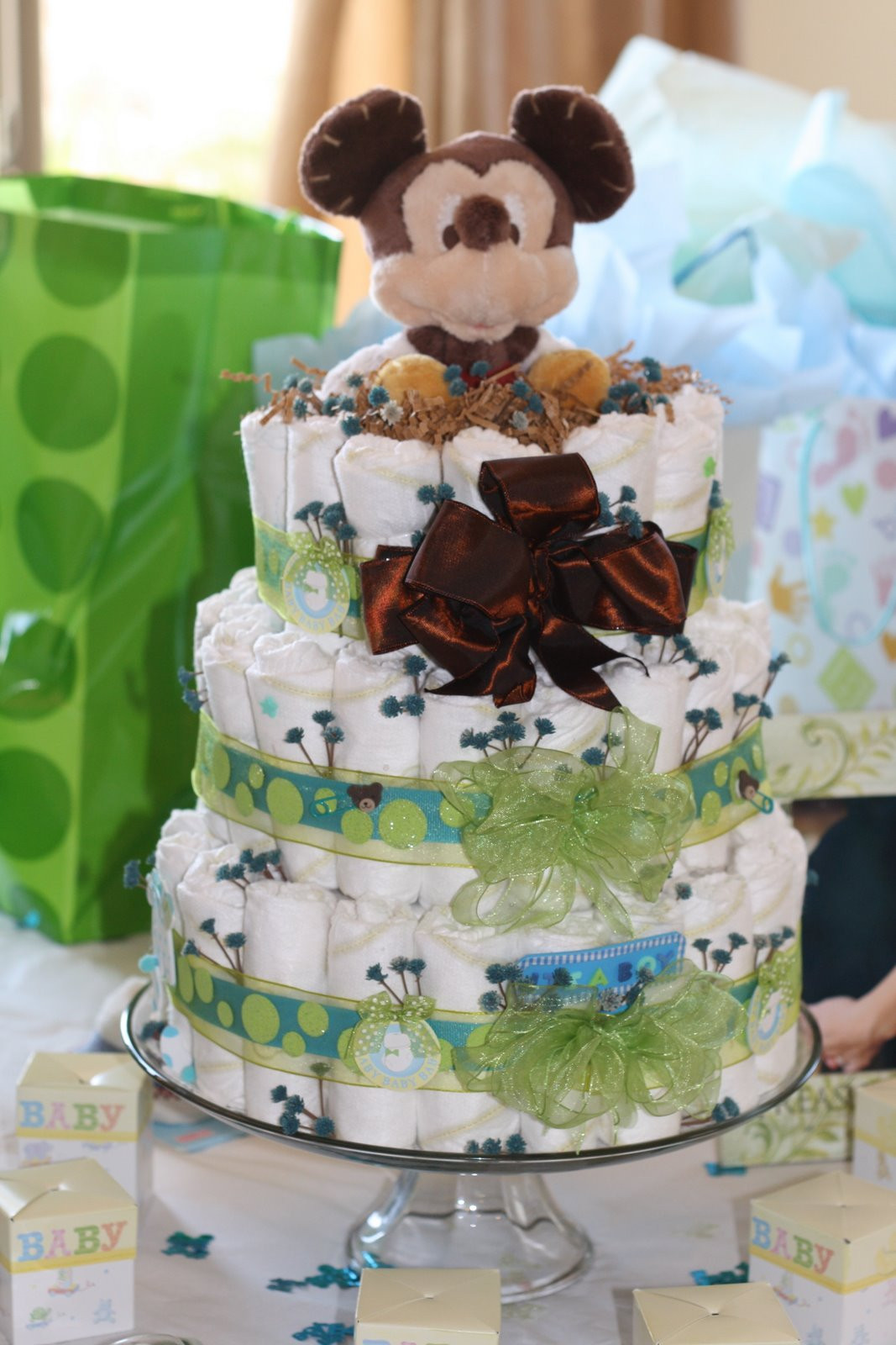 Diaper Cakes for Boys Awesome Baby Boy Baby Shower themes Of Brilliant 46 Photos Diaper Cakes for Boys