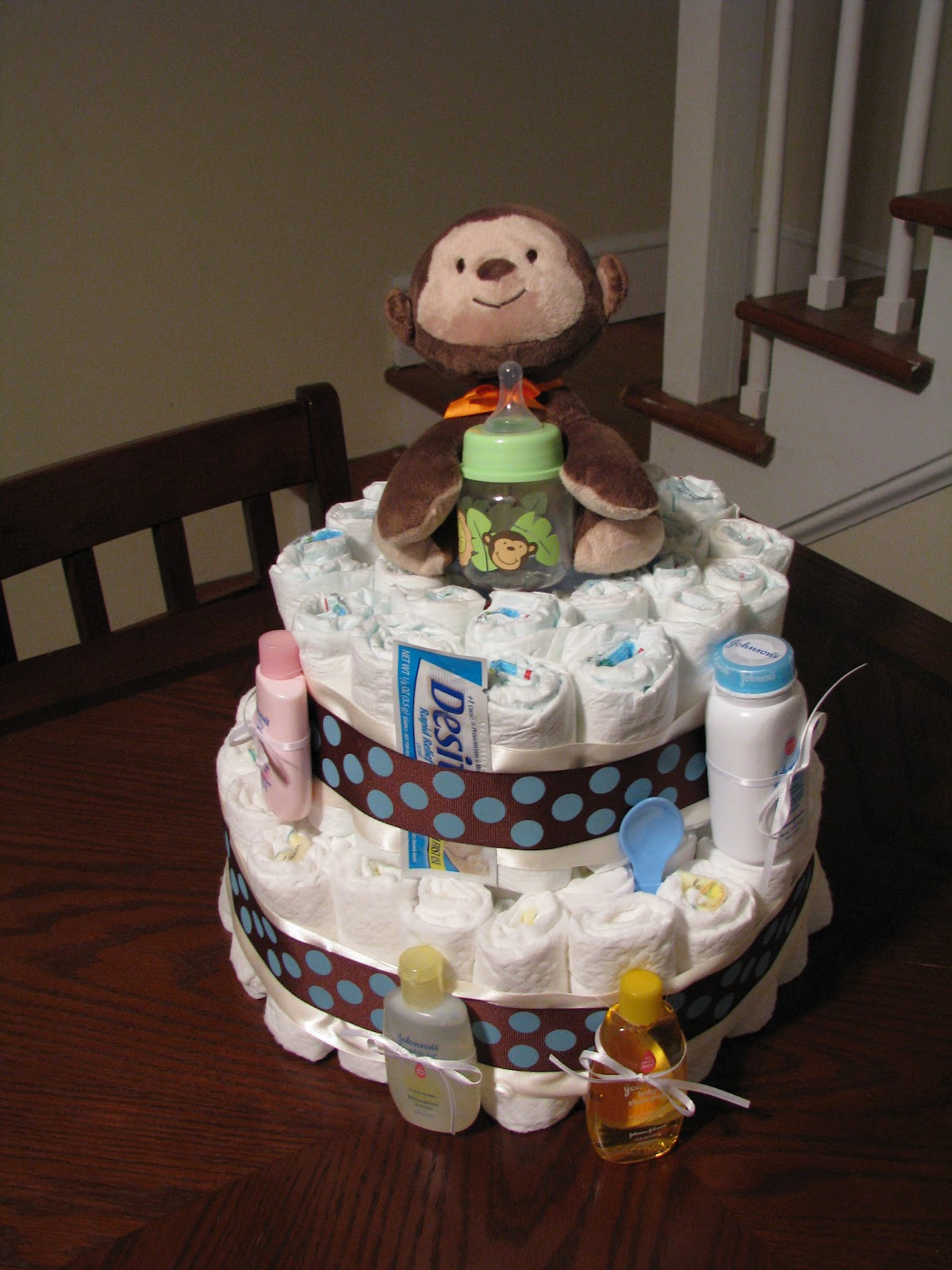 Diaper Cakes for Boys Lovely A Little Bit Country Cakes and Stuff Of Brilliant 46 Photos Diaper Cakes for Boys