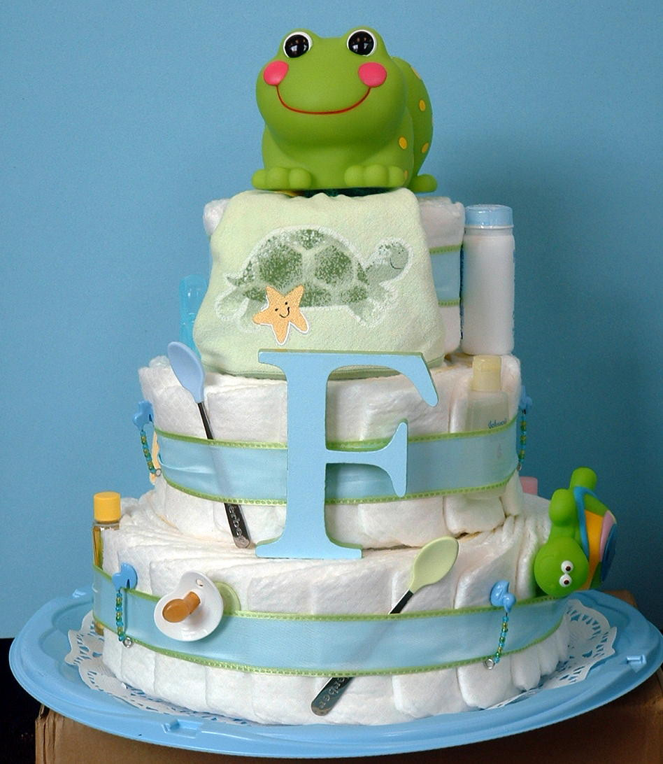 Diaper Cakes for Boys Lovely Polkadots & Monkeys Diaper Cakes Party Planner Of Brilliant 46 Photos Diaper Cakes for Boys