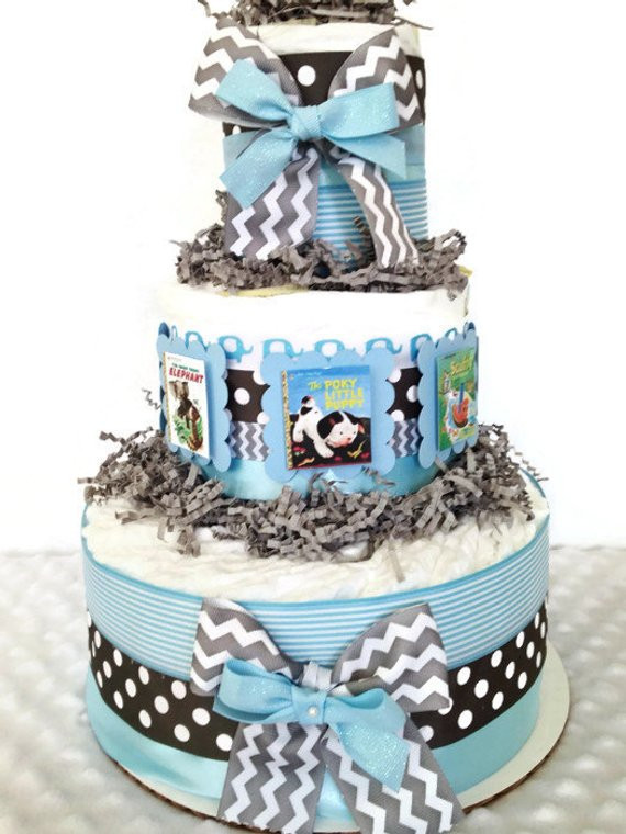 Diaper Cakes for Boys Luxury Book themed Diaper Cake for Boys Baby Boy Book theme Of Brilliant 46 Photos Diaper Cakes for Boys