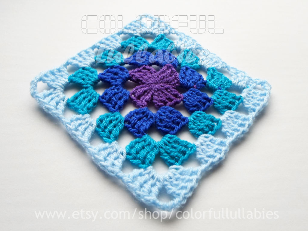 Different Crochet Patterns Beautiful Triple Crochet Granny Square Chart Pattern No 8 Of the Of Brilliant 48 Pictures Different Crochet Patterns