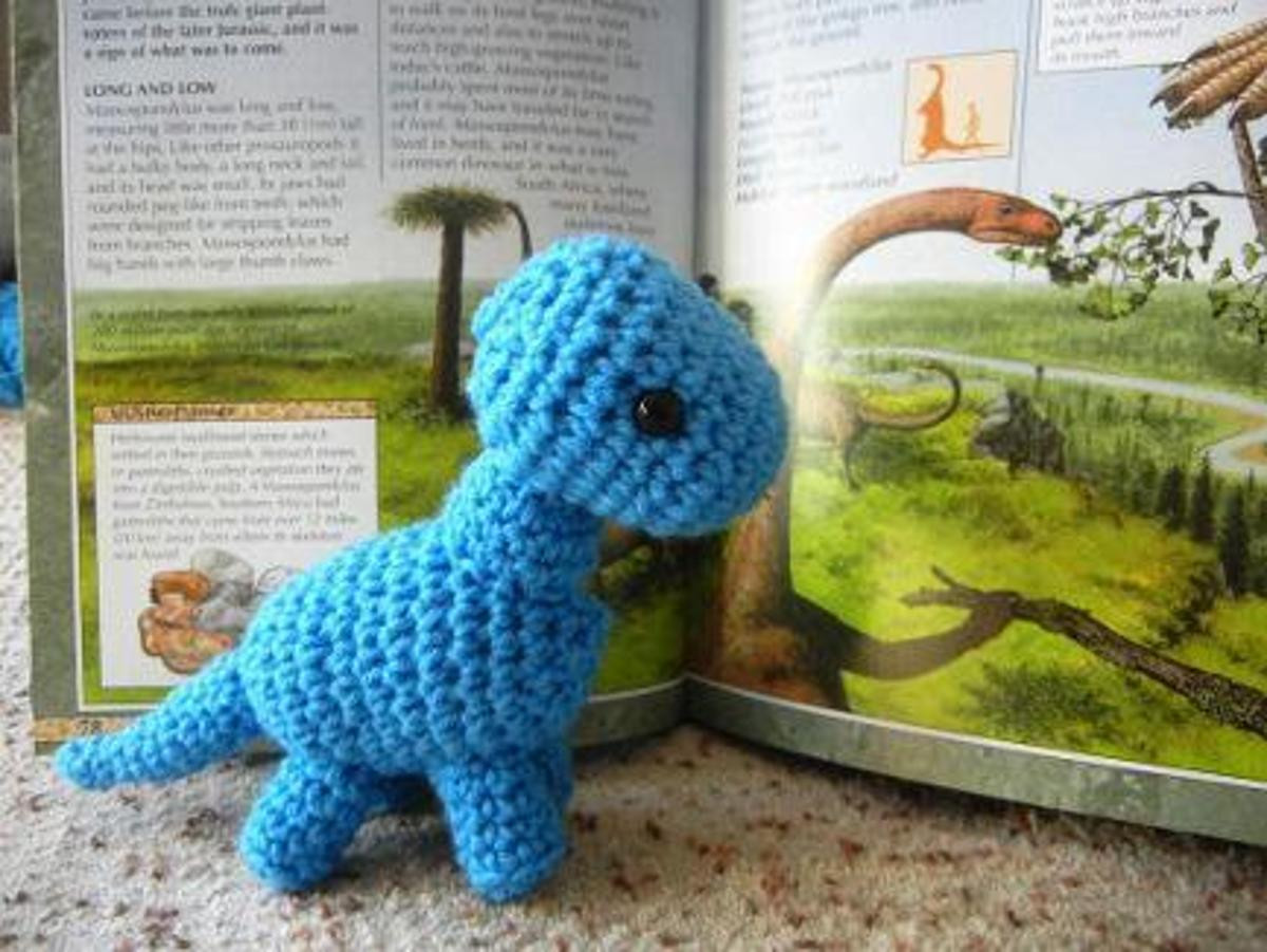 Dinosaur Crochet Pattern Fresh Crochet toys Free Cute & Cuddly Patterns to Download Of New 49 Pics Dinosaur Crochet Pattern