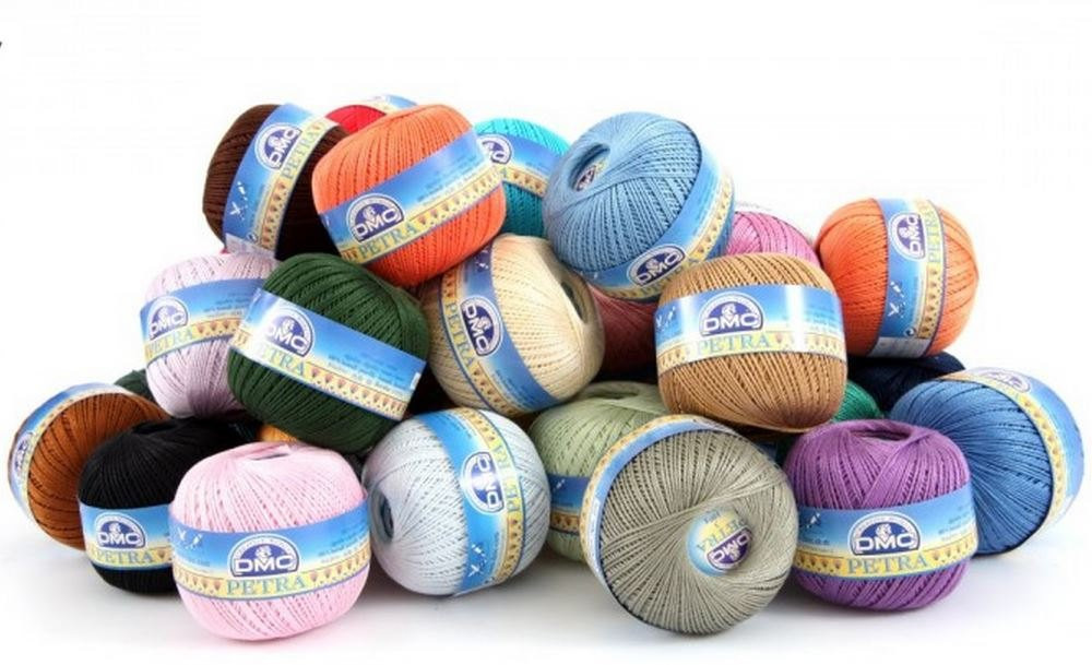 Dmc Crochet Thread Beautiful Dmc Petra Crochet Thread Yarn No 3 No 5 No 8 100g Of Lovely 49 Photos Dmc Crochet Thread
