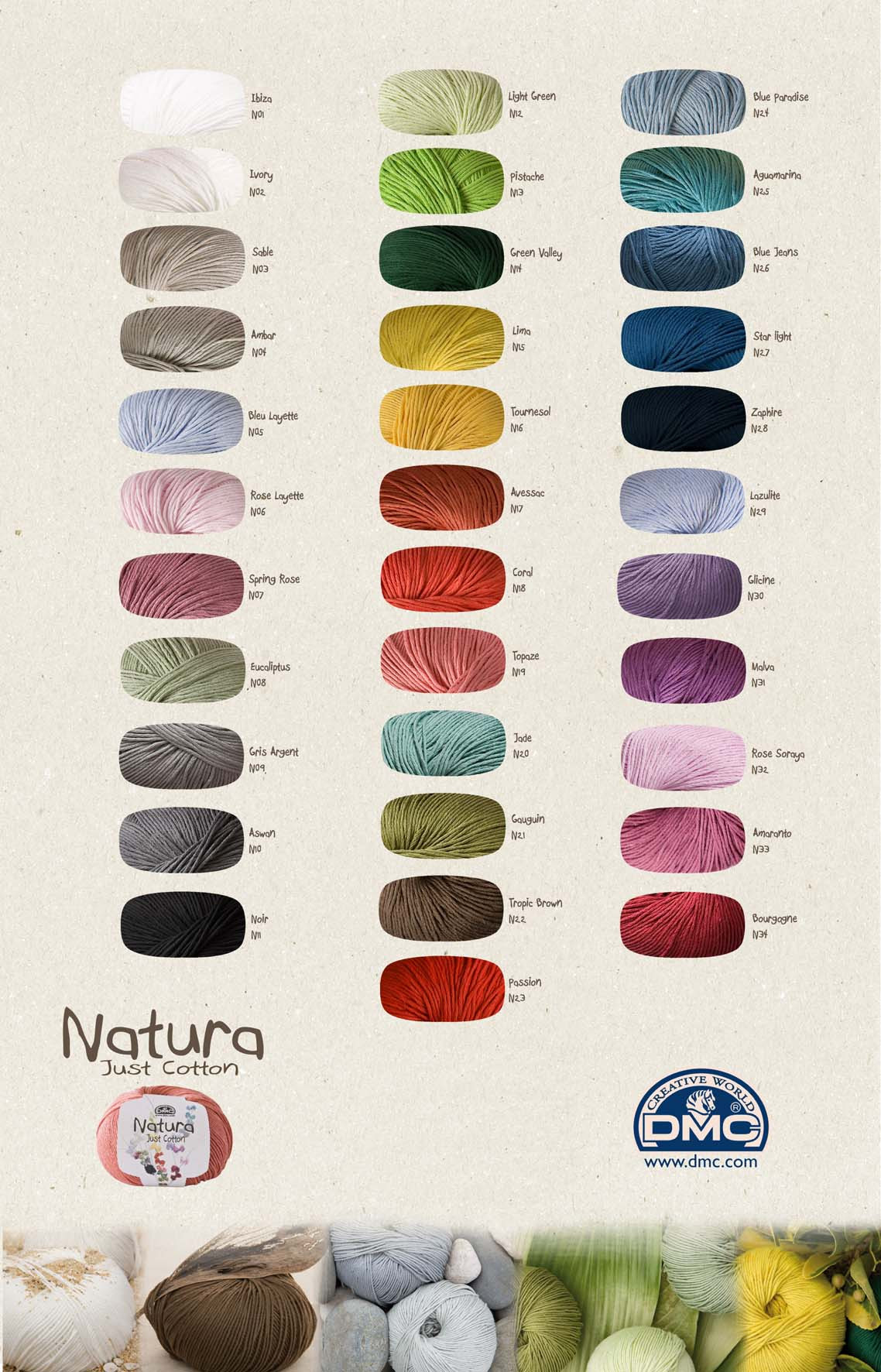 Dmc Natura Just Cotton Inspirational Dmc Natura Just Cotton Of Amazing 45 Ideas Dmc Natura Just Cotton