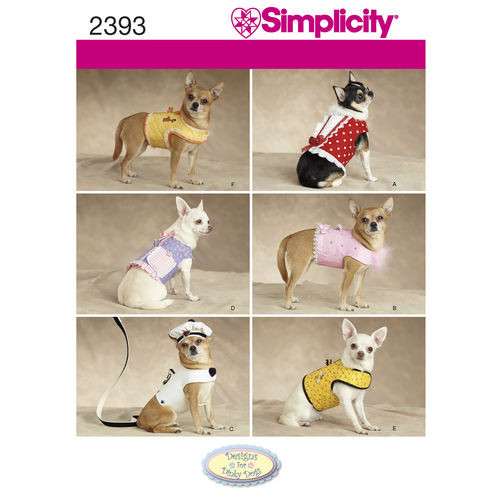 Pattern for Dog Clothes