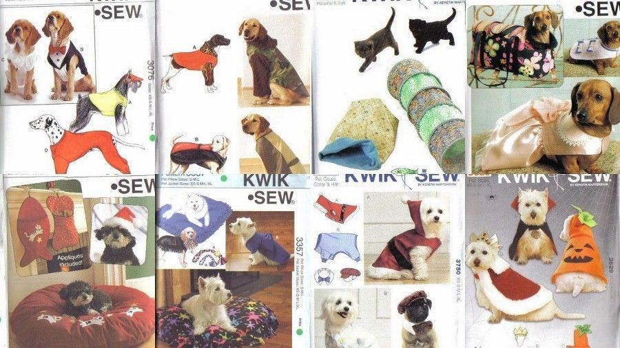 Dog Clothes Patterns Luxury Kwik Sew Pet Sewing Pattern Dog Clothes Cat toys Of Innovative 46 Pics Dog Clothes Patterns