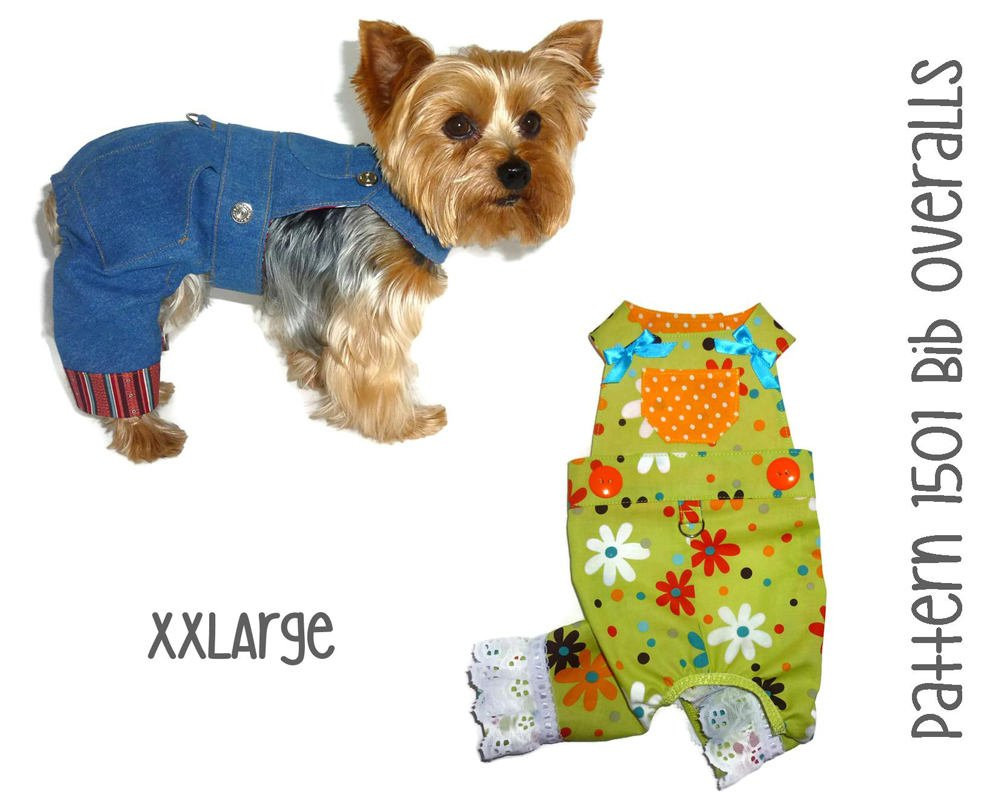Dog Clothes Patterns New Dog Overalls Pattern 1501 Xx Dog Clothes Pattern Of Innovative 46 Pics Dog Clothes Patterns