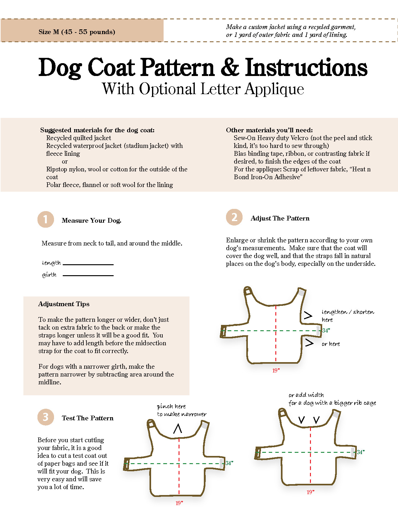 Dog Coat Pattern Free New Free Sewing Patterns for Dog Clothes New Zealand Of Gold Of Contemporary 42 Models Dog Coat Pattern Free