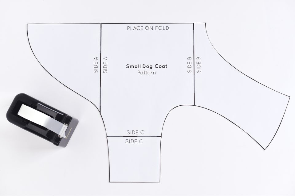 Dog Coat Pattern Unique Free Sewing Pattern for A Warm & Weatherproof Dog Coat Of Contemporary 40 Photos Dog Coat Pattern